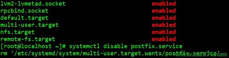 (总结)RHEL/CentOS 7.x的几点新改变