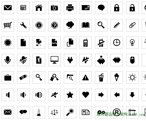 Pictodeck Icon Set