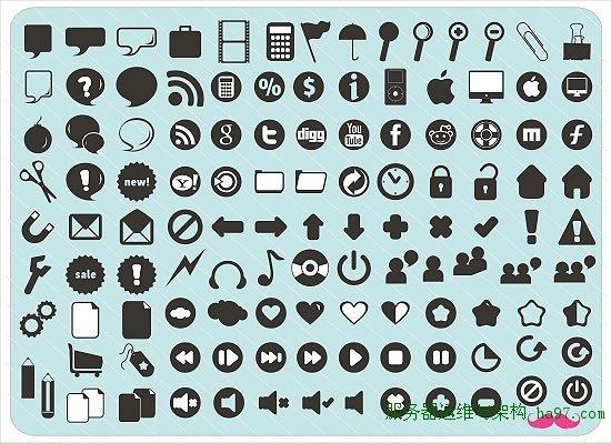 120 Free Vectors Icons