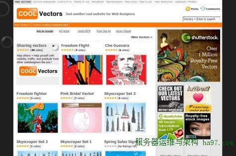 Cool Vectors