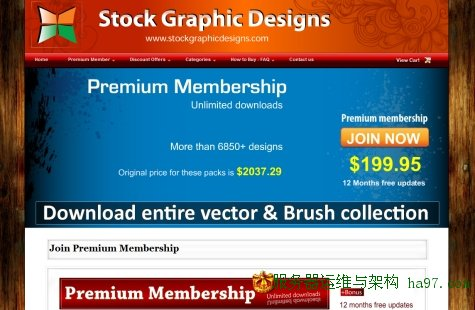 Stock Graphic Designs