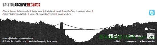 Bristol Archive Records