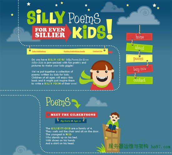 Silly Poems for Even Sillier Kids!