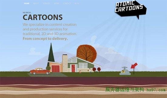 Atomic Cartoons Inc.