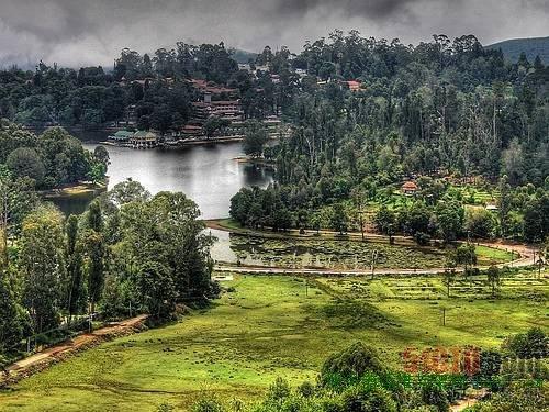 印度泰米尔纳德邦州