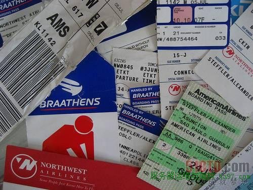 Travelocity在线订票
