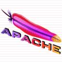 Apache logo 128