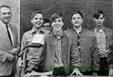 1969年,电子一班照片 谋万世全局者