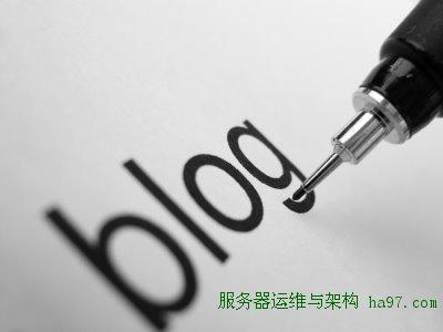写博客最大的敌人