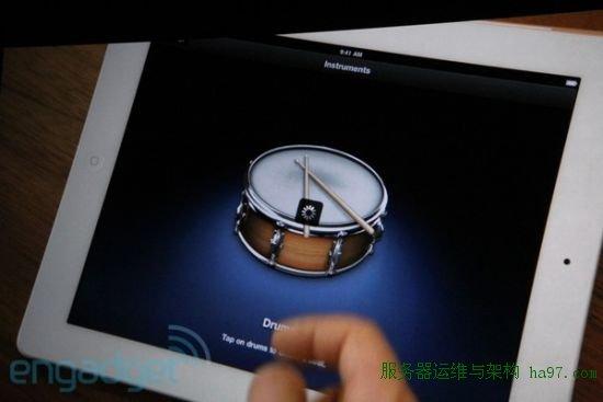 iPad 2的新特性展示