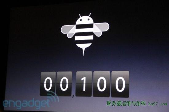 Android 3.0只有100款应用