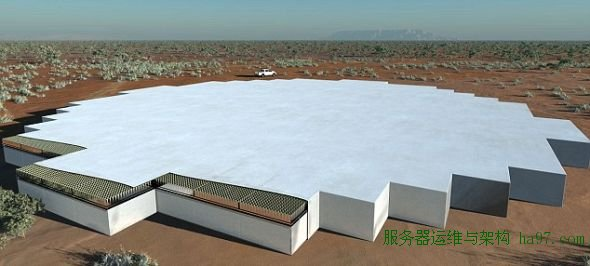 IBM公司正在设计史上最强的计算机。这台计算机将与占地1900平方英里(约合4920平方公里)的平方公里阵列相连,负责分析望远镜获取的数据。平方公里阵列能够观测到130亿年前的宇宙景象,当时刚发生大爆炸不久,正是宇宙的黎明时期