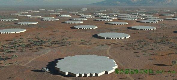 平方公里阵列的建造地点仍是一个未知数
